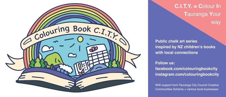 Colouring Book City: Hemi Dances