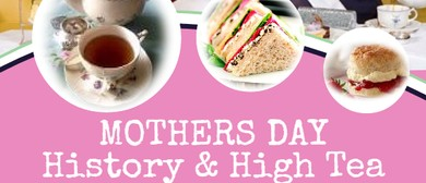 Mother's Day History and High Tea