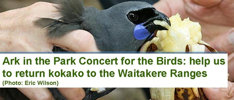 Concert for the Birds in support of Ark in the Park