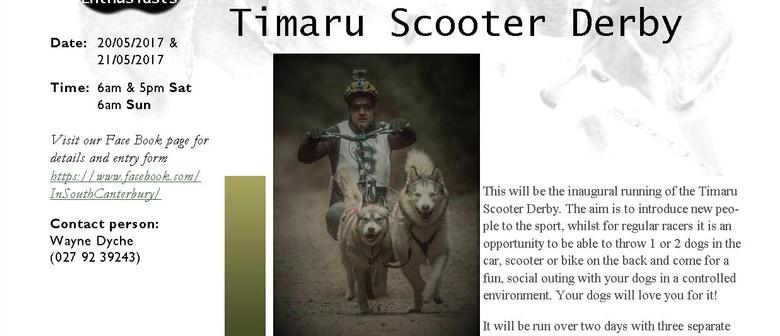Timaru Scooter Derby