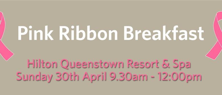 Pink Ribbon Breakfast Hilton Queenstown