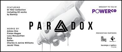 Paradox: Tauranga Street Art Festival