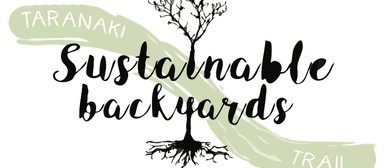 Taranaki Sustainable Backyards Trail