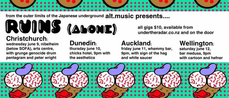 Altmusic Presents: Ruins Alone (JP)