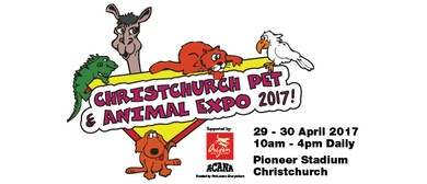 Christchurch Pet & Animal Expo 2017