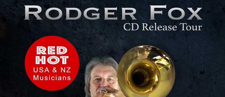 Rodger Fox FunkBone Experience