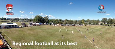 Cambridge vs Te Awamutu (WaiBOP Premiership Football)