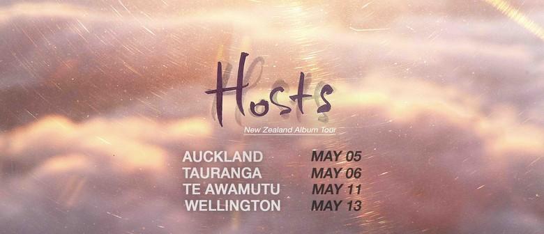Luke Thompson - Hosts NZ Album Tour