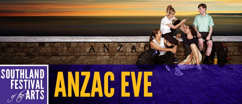 Anzac Eve By Dave Armstrong