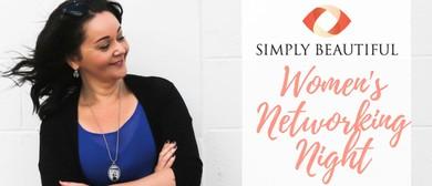 Simply Beautiful Women's Networking Night