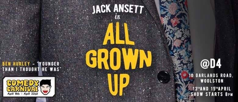 Jack Ansett is All Grown Up - Show 1