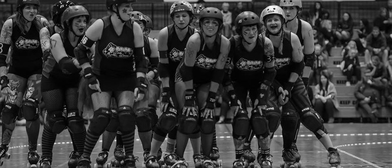 Roller Derby: The Battle of Canterbury Part 2
