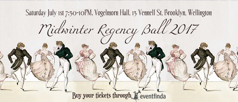 Midwinter Regency Ball 2017