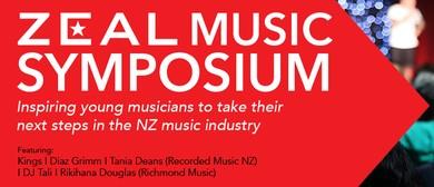 Zeal Music Symposium 2017