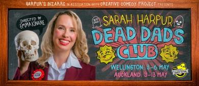 Sarah Harpur's Dead Dads Club - Comedy Festival