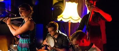 "Creative Jazz Club - Tim Sellars' ""Mukhlisa"""