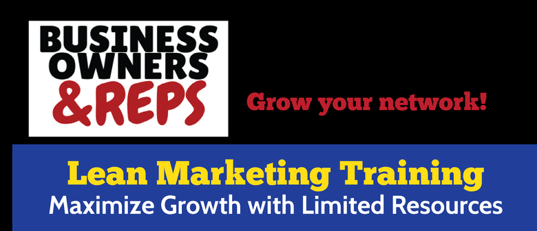 Lean Marketing Training: How to Maximize Growth