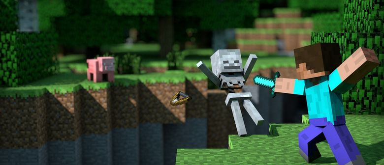 Minecraft Mania & Big Games