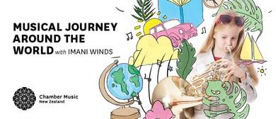 CMNZ Presents: Musical Journey Around The World