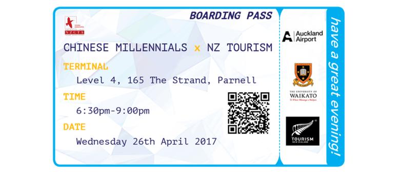 Chinese Millennials x NZ Tourism Industry
