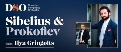 Dunedin Symphony Orchestra: Sibelius & Prokofiev