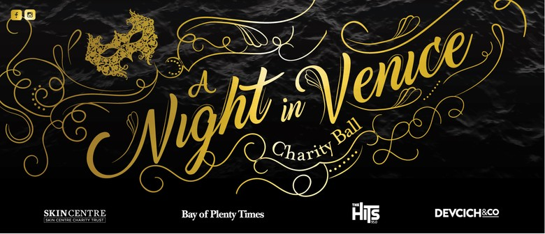 Skin Centre Trust A Night in Venice Charity Fundraiser Ball