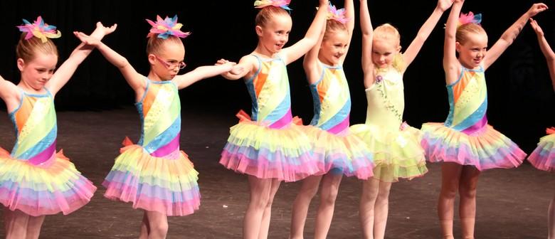 Beginners Ballet Class