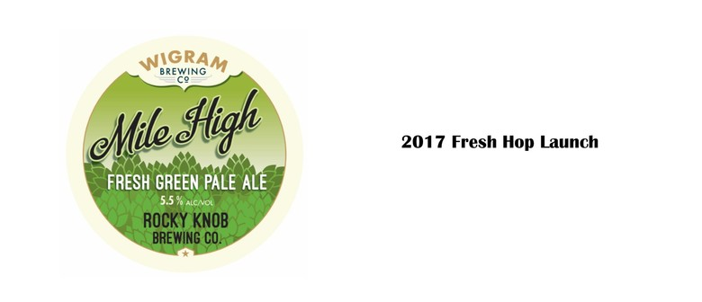 Wigram Brewing Co Auckland Fresh Hop Launch