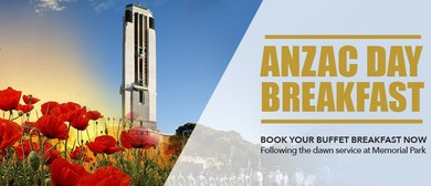 Anzac Day Breakfast & Guided Tour - The Great War Exhibition