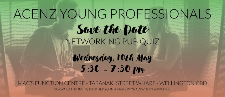 ACENZ Young Professionals Networking Pub Quiz