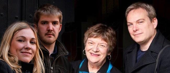 Deidre Irons & NZSO Principals at Christopher's Classics