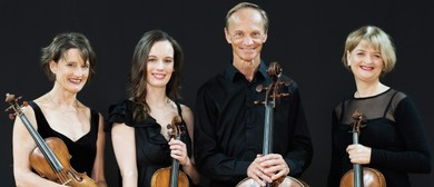 The New Zealand String Quartet at Christopher's Classics