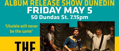 The Nukes III Album Release -  Workshop and Show