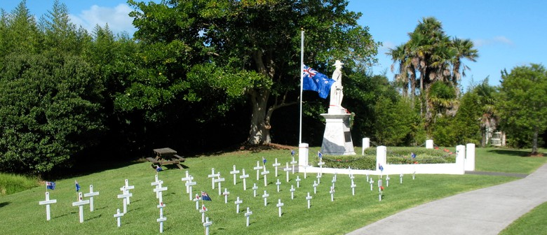 ANZAC Day Sevice