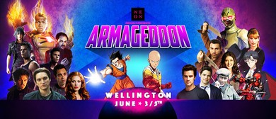 Wellington Armageddon Expo