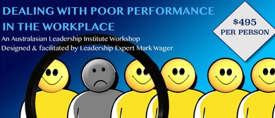 Dealing with Poor Performance In The Workplace