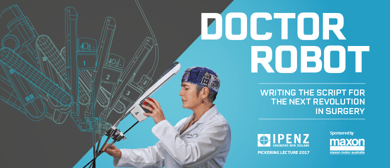 Doctor Robot: 2017 Pickering Lecture with Dr Catherine Mohr