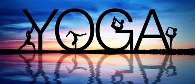 Six Week Beginner's Yoga