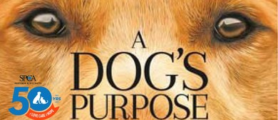 """SPCA Hastings Premiere of """"A Dogs Purpose"""""""