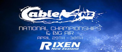 NZ Cable Wakeboarding National Championships