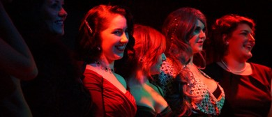 Bambina Grinders - Int/Adv Burlesque Course + Performance: SOLD OUT