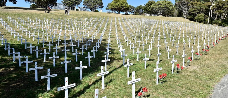 White Crosses Project - Fields of Remembrance