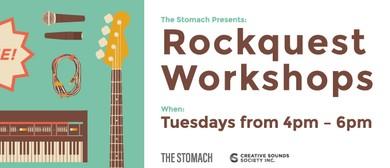 Rockquest Workshops