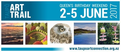 Taupo Art Trail 2017
