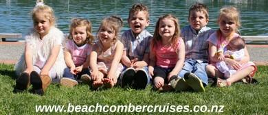Kids Go Free - Beachcomber Cruises