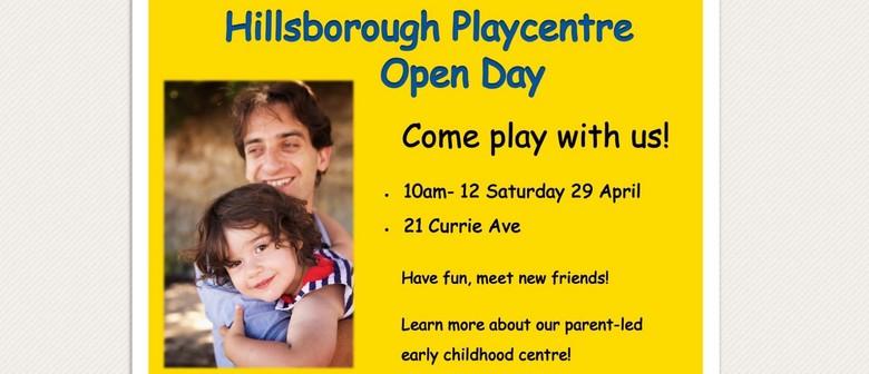 Hillsborough Playcentre Open Day