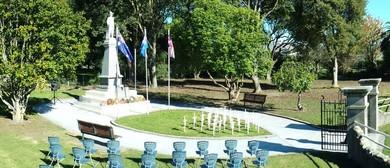 Ongaonga Anzac Day Commemorative March & Service