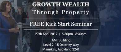 Grow Your Wealth Through Property
