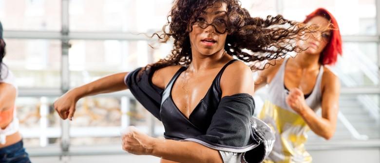 Body Movement Dance Class Casual