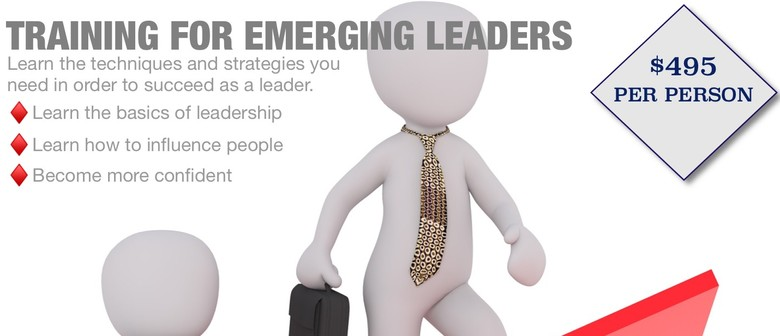 Training For Emerging Leaders: A Mark Wager Workshop